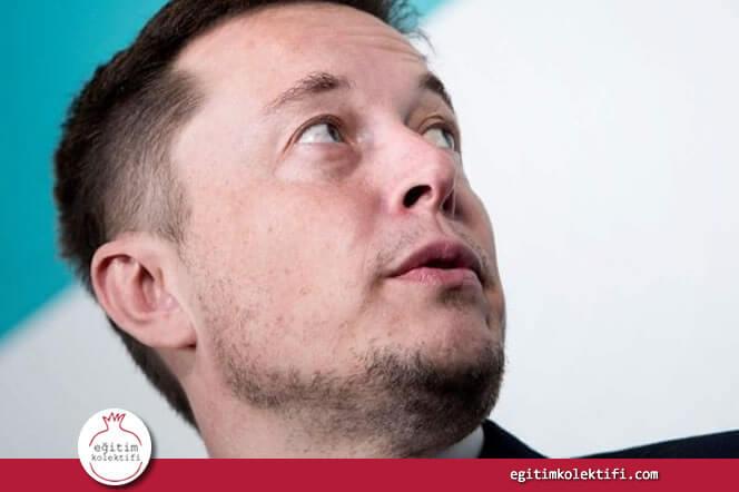 Elon Musk aslında bir eğitim yatırımcısı