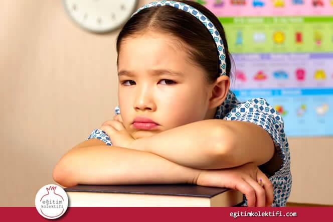 çocuğum okulda mutsuz