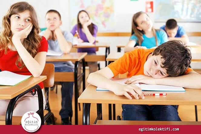 çocuğunuz okulda mutsuz mu
