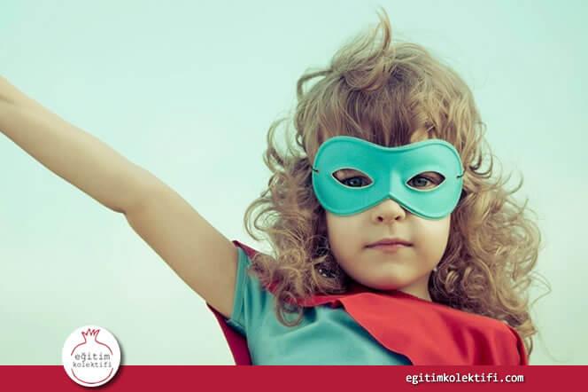 her çocuğun güçlü olabileceği, zayıf olabileceği yönler vardır