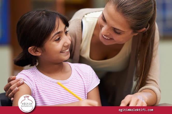 Öğretmen Desteği Öğrencinin Özgüveninin Temel Kaynaklarındandır.