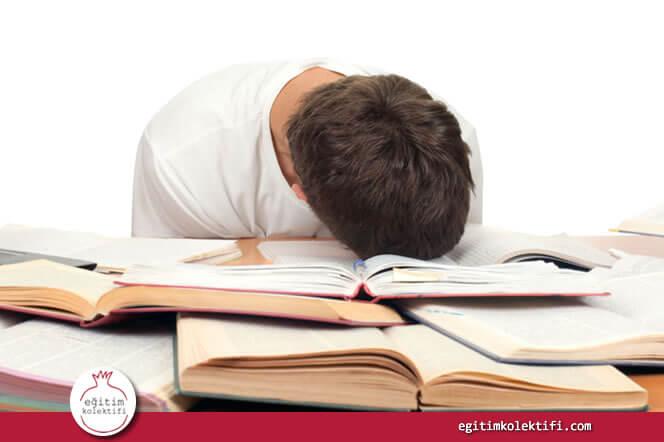 Daha uzun süre ders çalışan, tekrar yapan öğrenci daha başarılı mı olur?