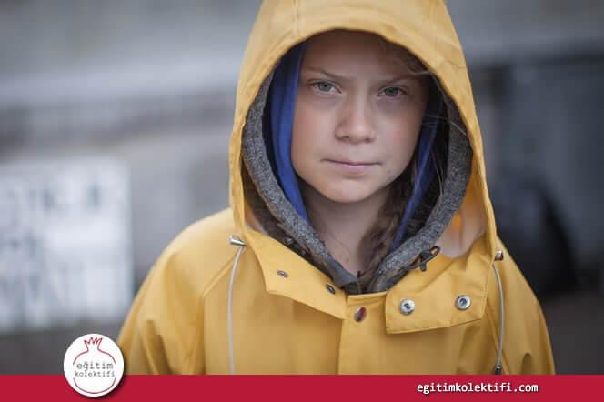 Greta dünyada sayıları 50 binlere ulaşan öğrencinin iklim değişikliği konusundaki kaygılarını paylaşmak için yürüyüşler yapmalarını sağladı.
