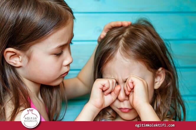 Çocuğunuz arkadaşlık kurmak konusunda yardıma ihtiyaç duyabilir.