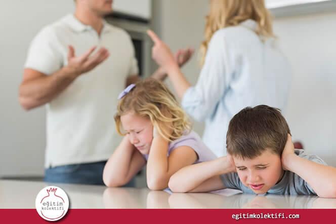 Kavgalı Evde Büyümek: Çocuğunuz Ne Kadarını Tolere Edebilir?