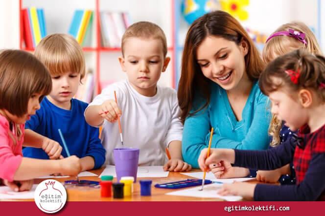 Öğretmen mesajı çocuğun eğitim geleceğinin en temel belirleyicisidir.