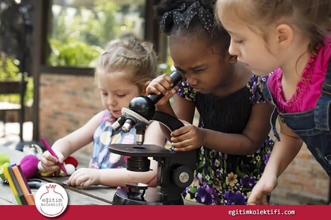 Eğer STEM sınıfında daha fazla kız öğrenci görmek istiyorsam dersi onlar için çekici hale getirmem gerekli!