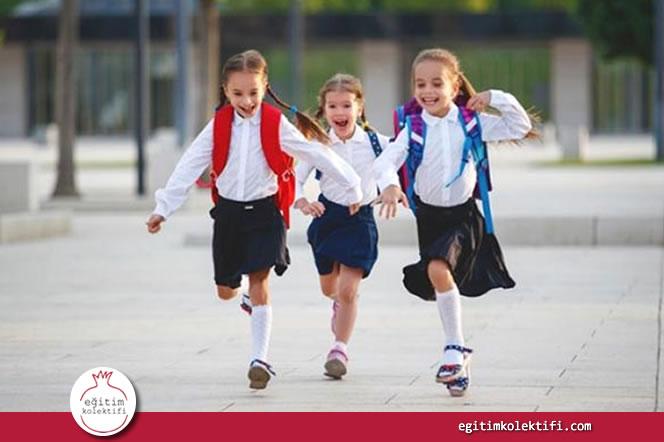 Okul, çocuklar açısından bir öğrenme merkezinden çok bir sosyalleşme merkezidir.
