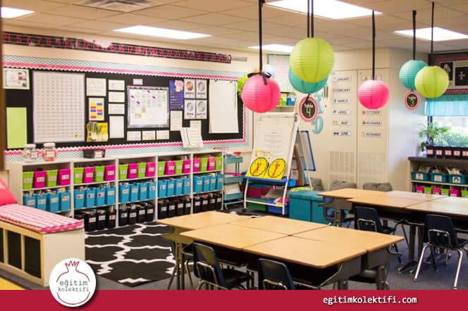 Sınıflarda Eğitici Duvarlar Yaratmanın Püf Noktaları