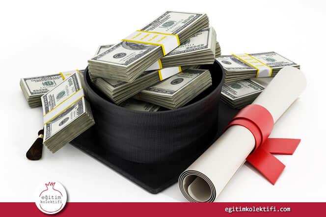 Önemli olan ailenin eğitim için ne kadar para harcadığı değil, bu parayı hangi öncelikle, nasıl harcadığıdır.