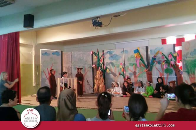 Sanat Yoluyla Bütüncül Eğitim: Bir Öğretmenin Deneyimleri