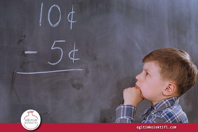 Matematiği doğru kavrama okullar eliyle yaratılan bir eşitsizlik olarak önümüzde duruyor.