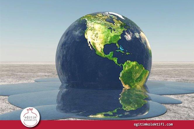 Öğretmenlerin %65'i iklim değişikliğini müfredattaki hangi ders ve konuyla ilişkilendirilebileceği bilmiyor.