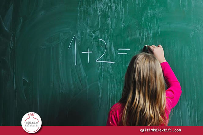 Anne babanın matematiğe dair tutum ve inançlarının çocuğun da derse karşı tutumunu etkiler.