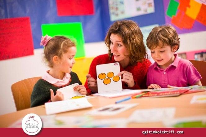 Çocuğun okuma yazma becerisi, dil gelişimiyle el ele gider.