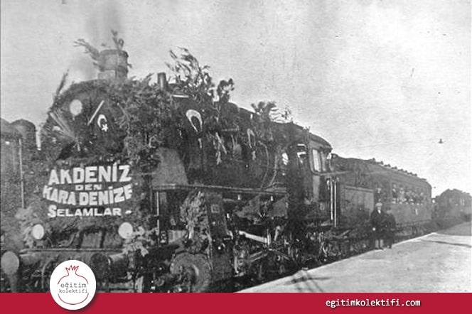 Eğitim Tarihimizin Unutulmuş Sayfası: Seyyar Terbiye Sergisi