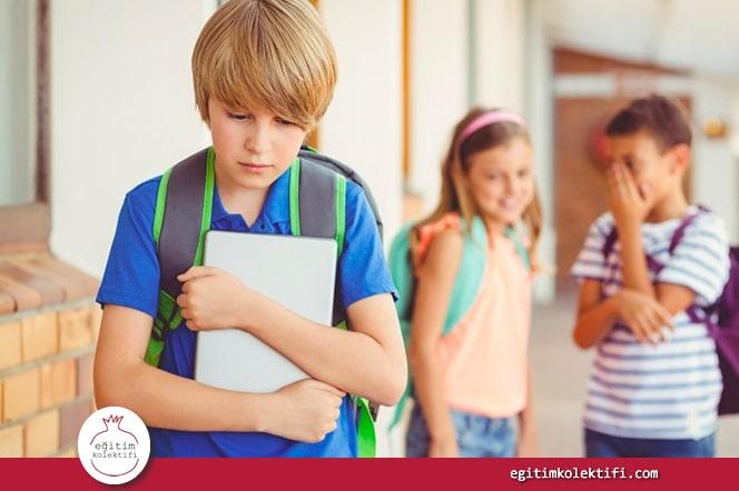 dışlanma çocukların en büyük korkusu